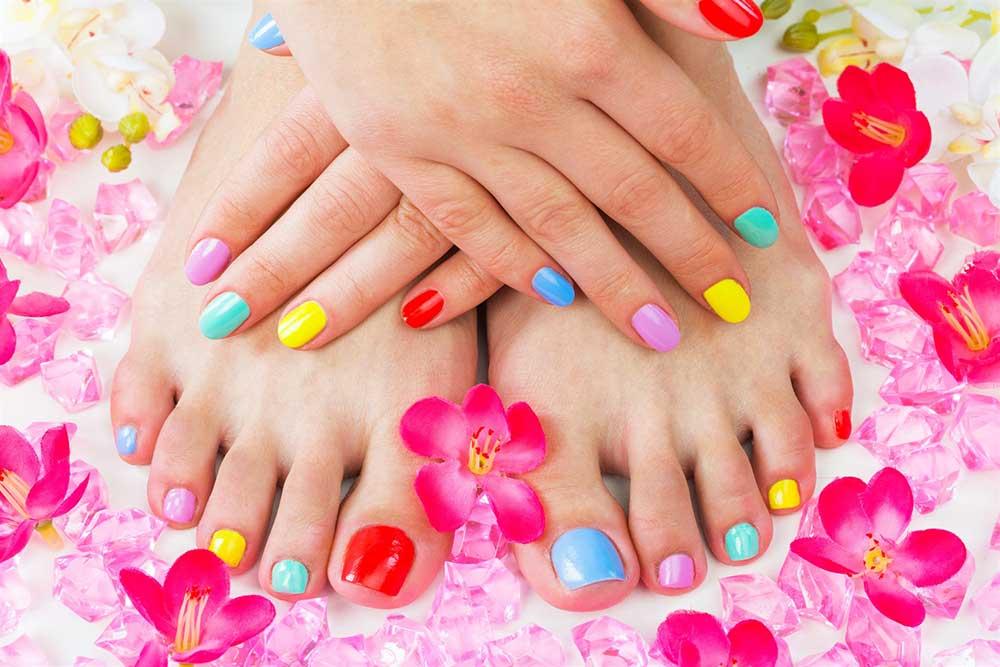 logo para manicure