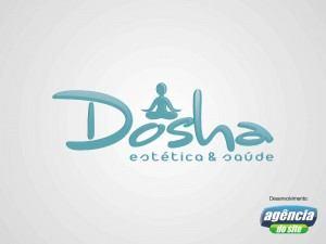 Logo para Estética Dosha.