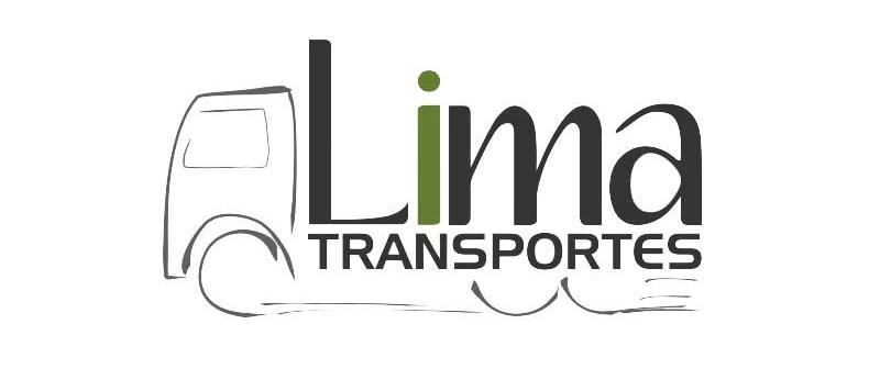 Logomarca criada para Lima Transportes