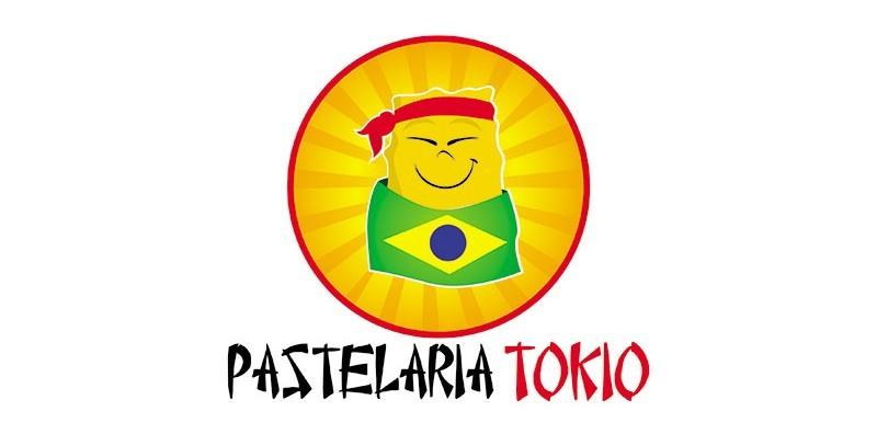 logotipo pastelaria tokio