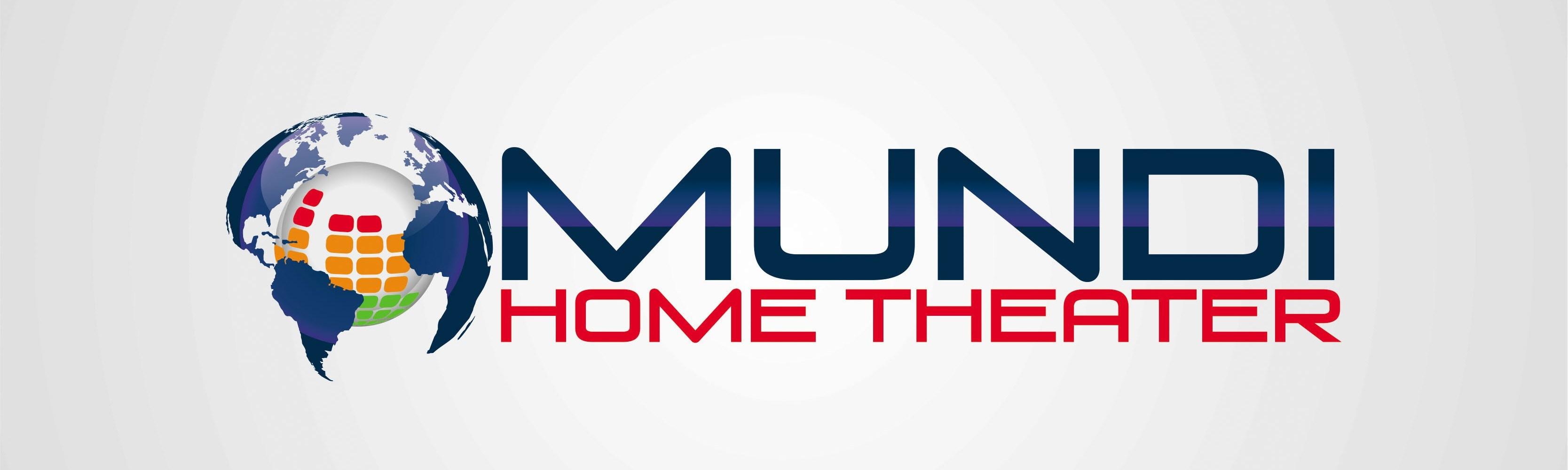 Logo desenvolvido pela Agência do Site para Mundi Home Theater.