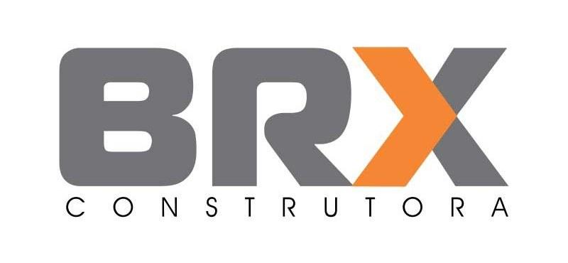 logomarca brx construtora