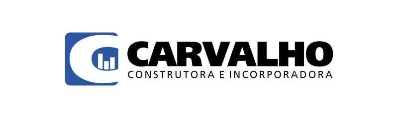logotipo carvalho construtora