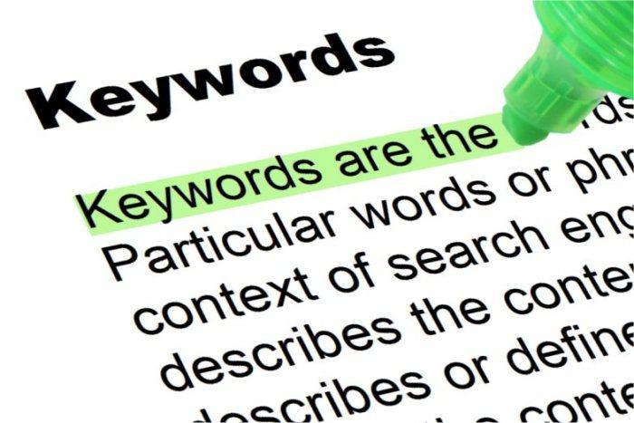 importância da palavra-chave para o seu blog e página