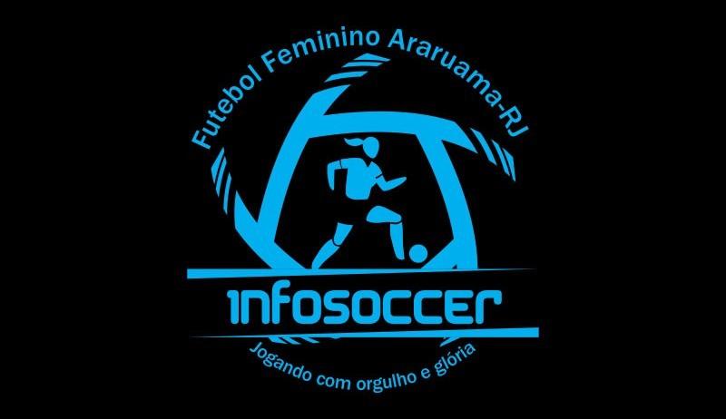 logo futebol feminino