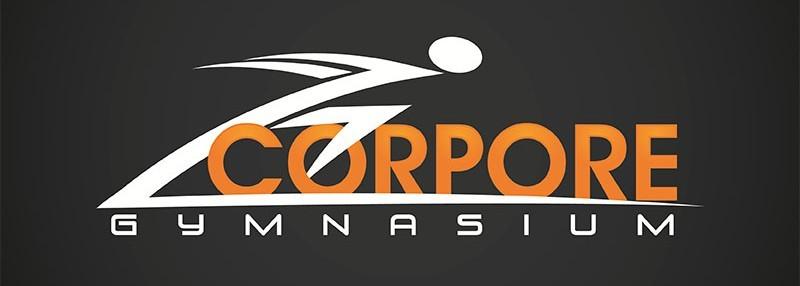 logotipo academia corpore