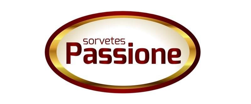 logo marca sorvetes passione
