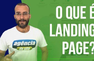 O que é landing page e por que o seu negócio precisa dela?
