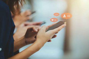 Alertas sobre redes sociais