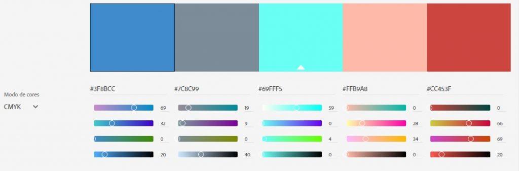 Escolha de Cores na Identidade Visual